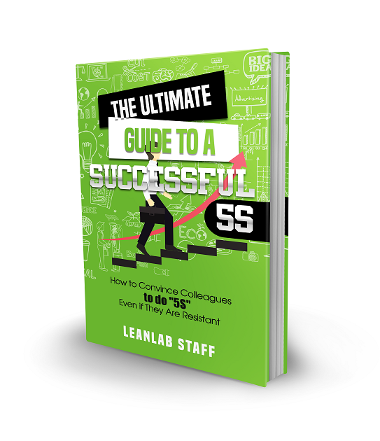 5S Methodology - The Ultimate Guide - Cover