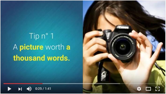 5S Methodology - Takes Photo
