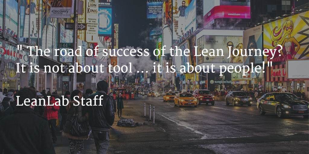 Lean Tool and People