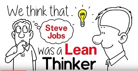 Lean Management and Steve Jobs