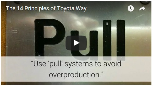 14 Principles of Toyota Way