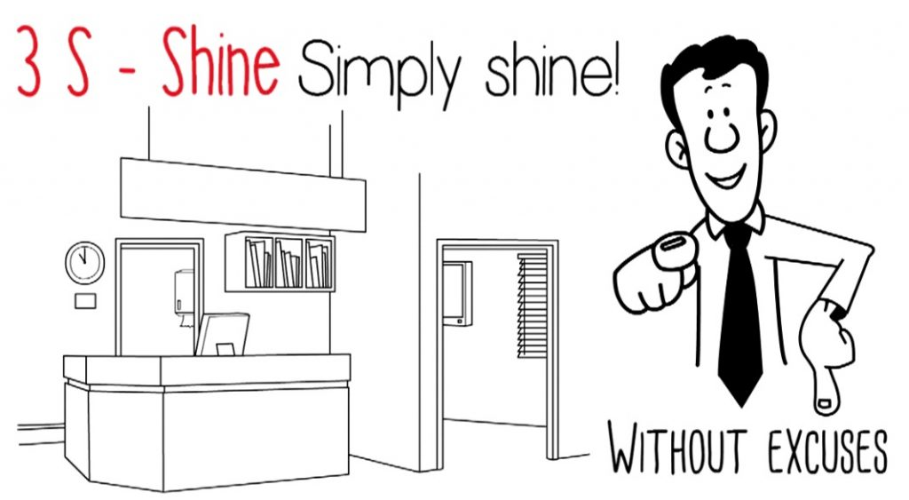 3S - Shine