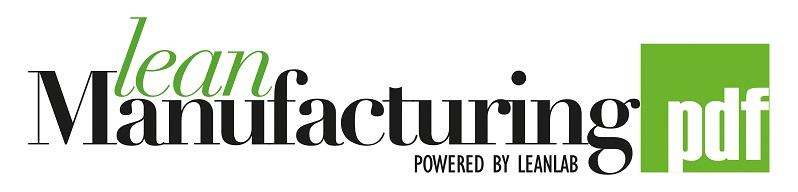 Lean Manufacturing PDF Logo