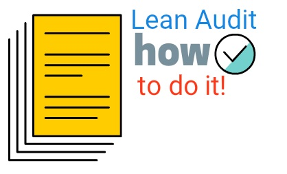 Lean Audit Checklist PDF